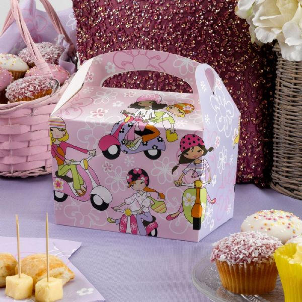 Scooter Girls Lunch Boxes (8)